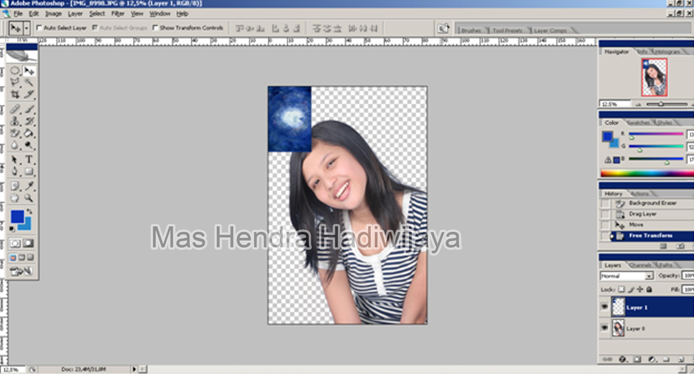 Mengedit Photo Ala Photografer Profesional